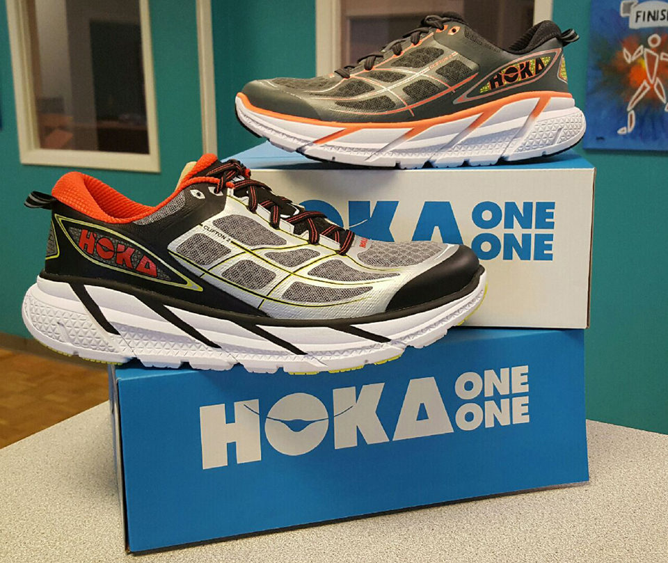 Want to know more about Hoka One One?