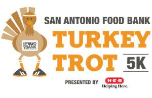 The San Antonio Food Bank Turkey Trot