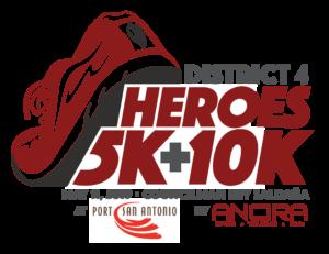 District 4 Heroes 5k & 10K – Soler's Sports